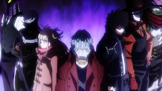 ヒロアカ アニメ ヴィラン連合 | League of Villains | My Hero Academia | Hello Anime !