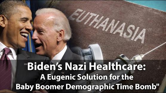 Malthusianism eugenics euthanasia population control eldercide Nazi WHO Planned Parenthood sterilization great reset