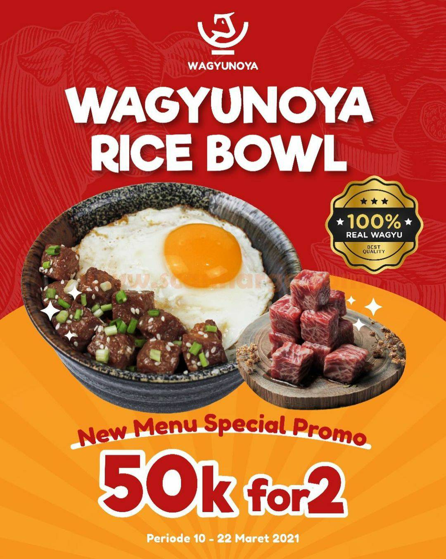 Promo WARTEGNOYA New Menu Special only 50K For 2