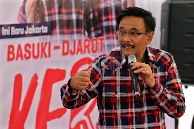 Karena Ogah Cuti Kampanye di Putaran Kedua, Djarot Disemprit KPU DKI