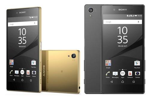 smartphone sony xperia z5 dual