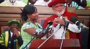 Rawlings 'sacks' male help; chooses female