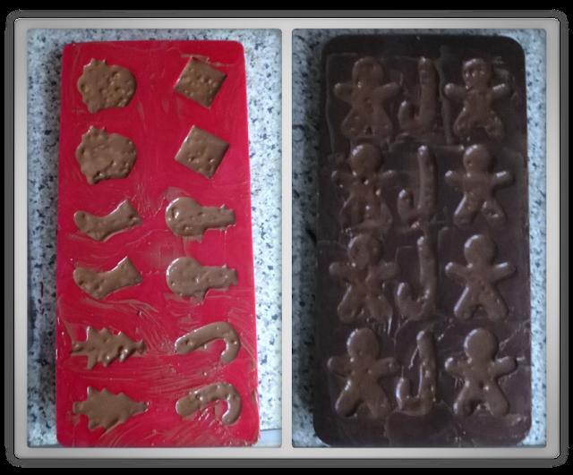 DIY: Budget kerstchocolaatjes maken jumbo lidl