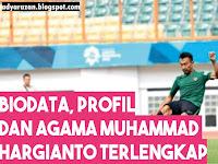 Biodata, Profil dan Agama Muhammad Hargianto Terlengkap