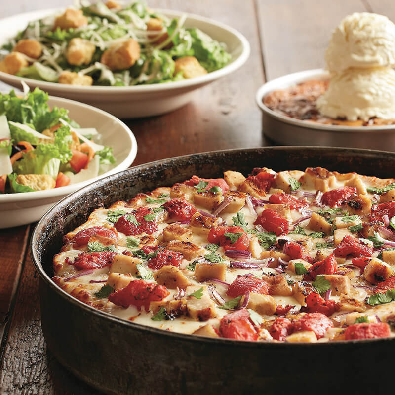 BJ's Restaurant Brings Back Two for $25 Deal This Holiday Season!