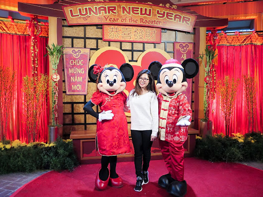 Disney's Lunar New Year 2017 Celebrations