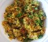 Potato Green Peas Sabzi ( बटाटा हिरवे वटाणे भाजी )