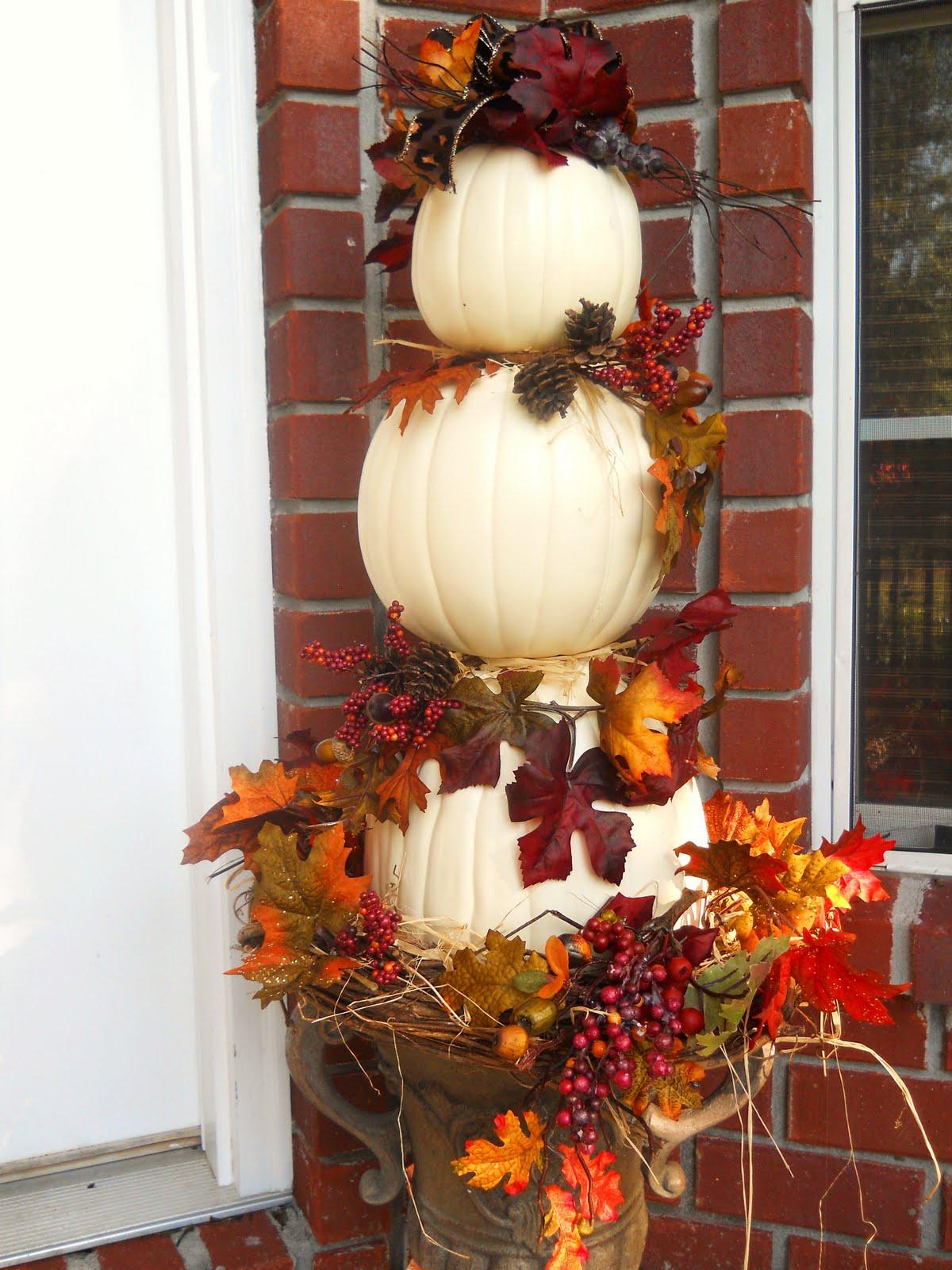 Sensational Southern Charm Pumpkin Topiaries Door Handles Collection Olytizonderlifede