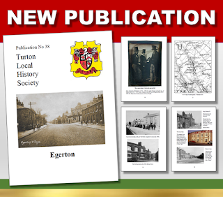 New book - Egerton - Turton Local History Society