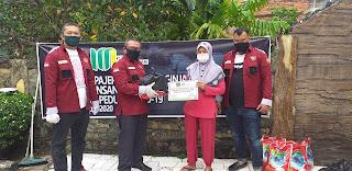 Komunitas Sumatra Pajero Society Siginjai Berbagi Dan Peduli Pada Masyarakat Terkena Dampak Covid-19.