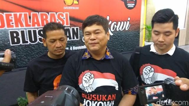 Dukung Jokowi-Ma'ruf, Adik Ahok: Susah Nyari Presiden Kayak Gini