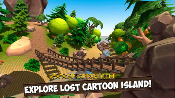 Download Island Survival Simulator 3D Apk Mod v1.4 Full Version 2016
