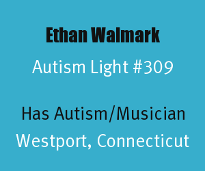 Article Header for Ethan Walmark Autism Light Number 309