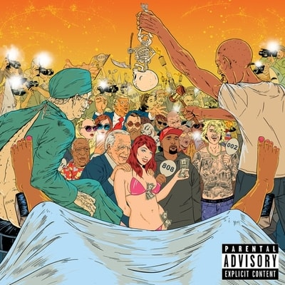 Azizi Gibson - Chimera Act (2019) - Album Download, Itunes Cover, Official Cover, Album CD Cover Art, Tracklist, 320KBPS, Zip album
