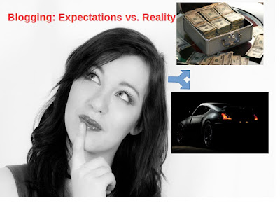 Blogging: Expectations vs. Reality-nateconnect.com