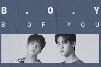Song Yuvin 송유빈 y Kim Kookheon 김국헌 forman B.O.Y