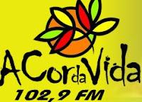 ouvir a Rádio A Cor da Vida FM 102,9 ES