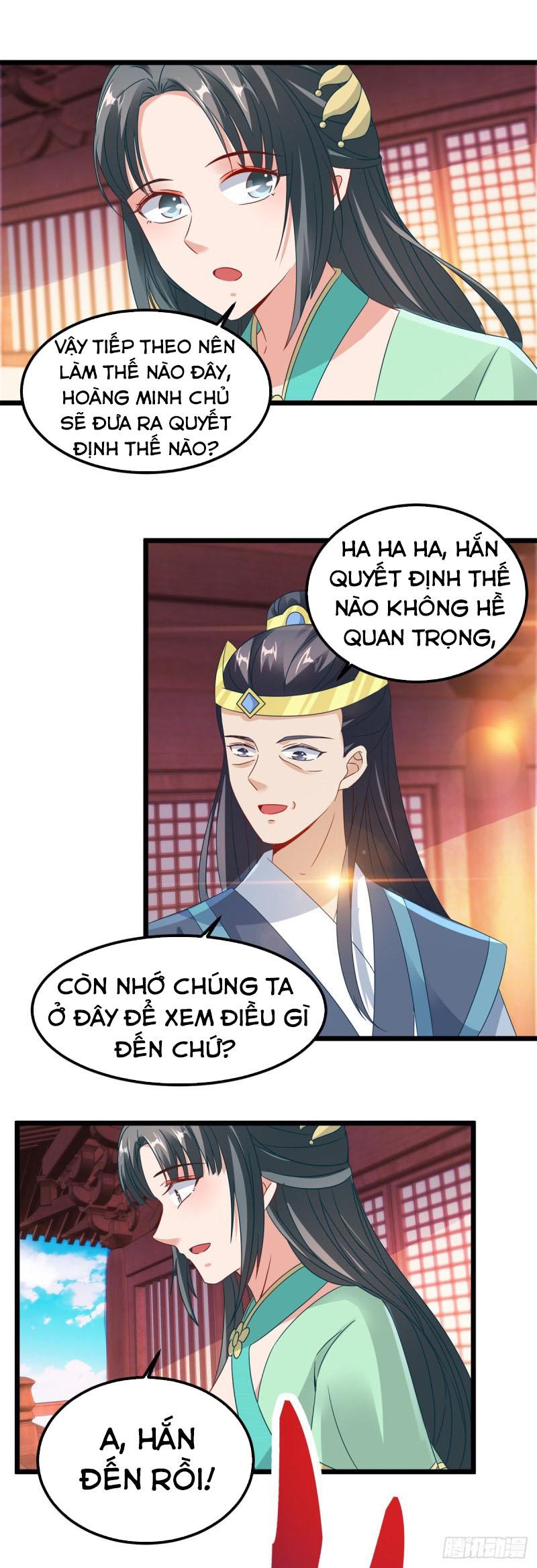Thần Hồn Võ Đế chap 106 - Trang 25