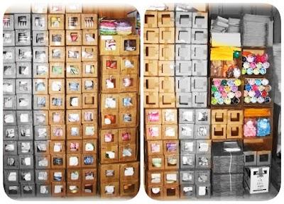Como Organizar tus Manualidades con Cajas de Carton