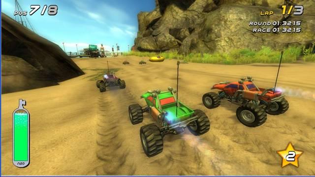 Capturas Smash Cars [2011] PC Game Full [Theta] Ingles