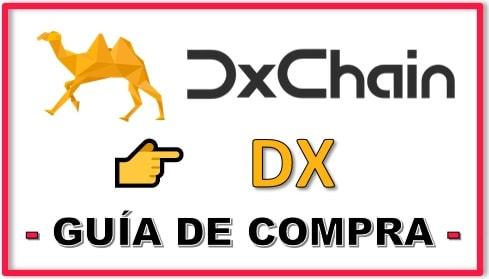 Cómo y Dónde Comprar Criptomoneda DXCHAIN TOKEN (DX)