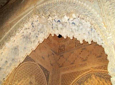 Palatul Alhambra. Excursia Spania-Portugalia, 2015