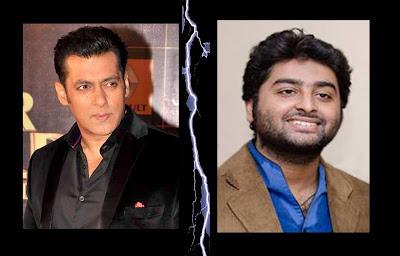 Bollywood Actor Salman Khan और Arijit Singh क्या हुआ झगड़ा  जानिए
