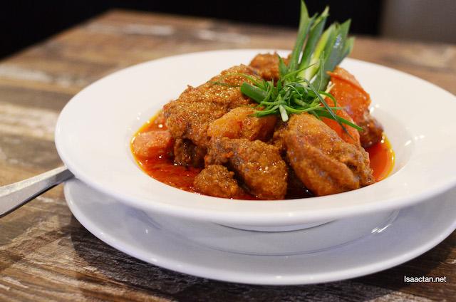 Ayam Masak Sambal Tomato