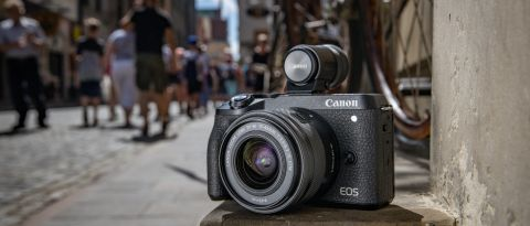 Hands on: Canon EOS M6 Mark II - RictasBlog