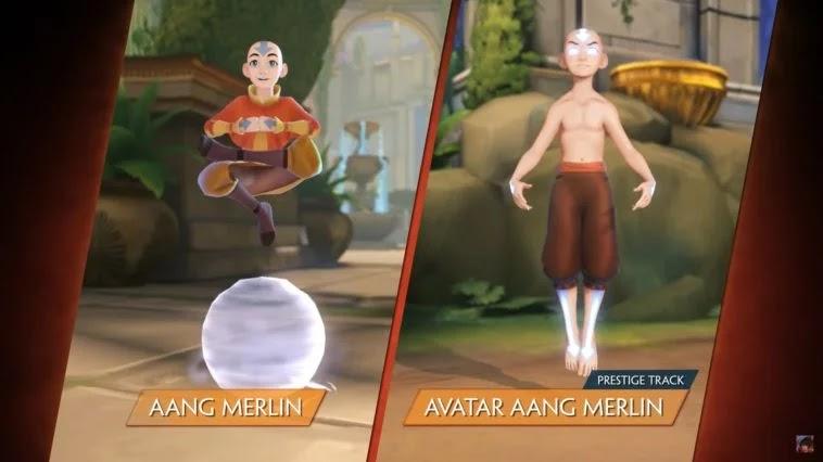 Avatar: The Legend of Aang Kini Hadir Dalam Game MOBA