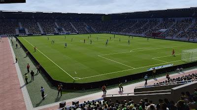 PES 2020 MAC³PARK Stadium