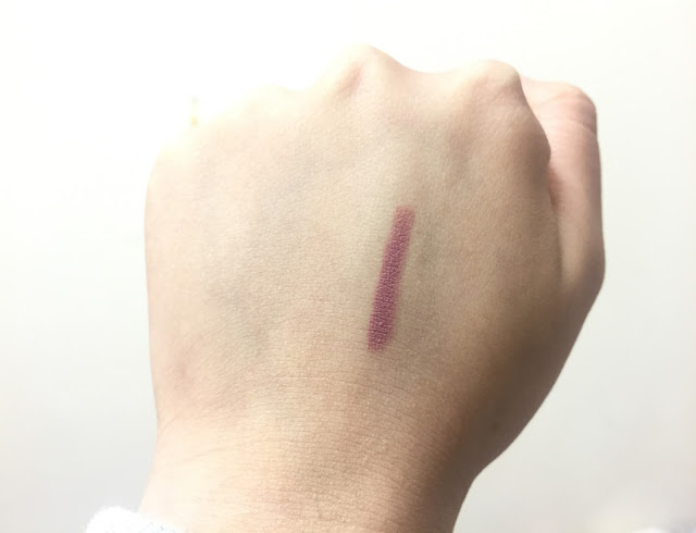 Review: Essence Lipliner in Satin Mauve