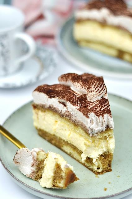 Tarta Tiramisú Obsesión Cupcake