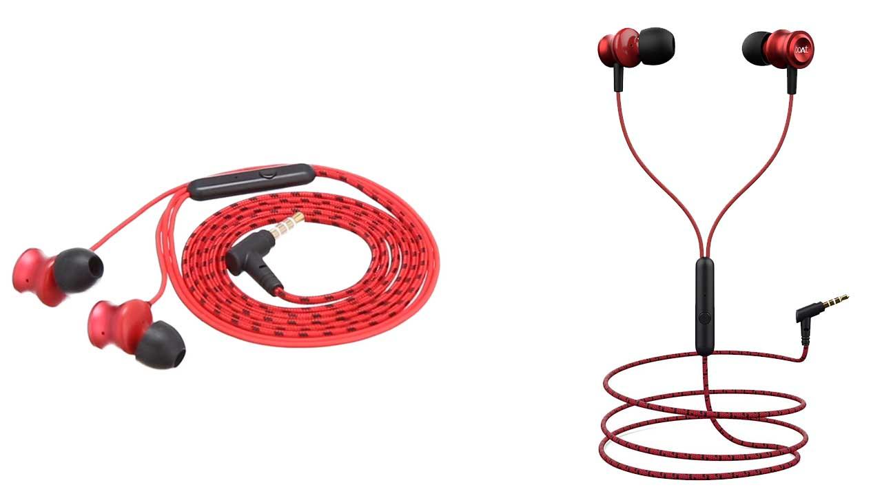 boAt Bassheads 152 earphone