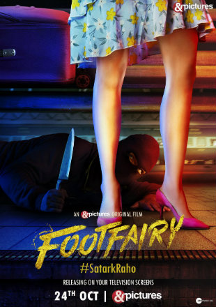 Footfairy 2020 Hindi HDTV 720p