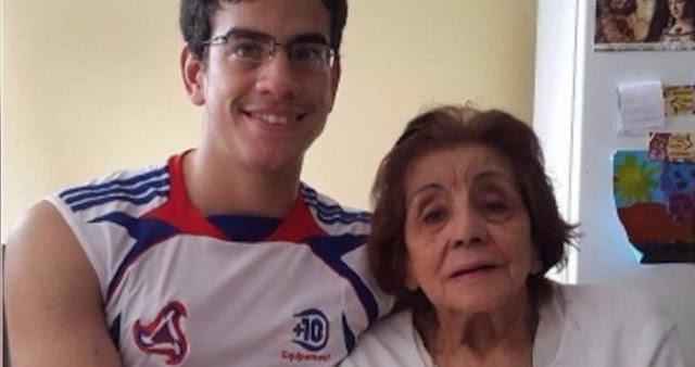 Se casó con su abuela, ella murió y ahora él exige pensión