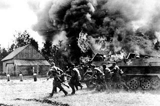 Немцы под боибёжкой Великая Отечественная война фото
