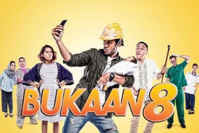 Bukaan 8 (2017) WEBDL Full Movie