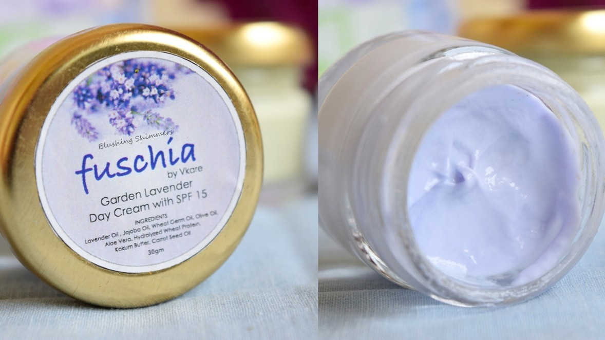 Fuschia Garden Lavender Day Cream Review