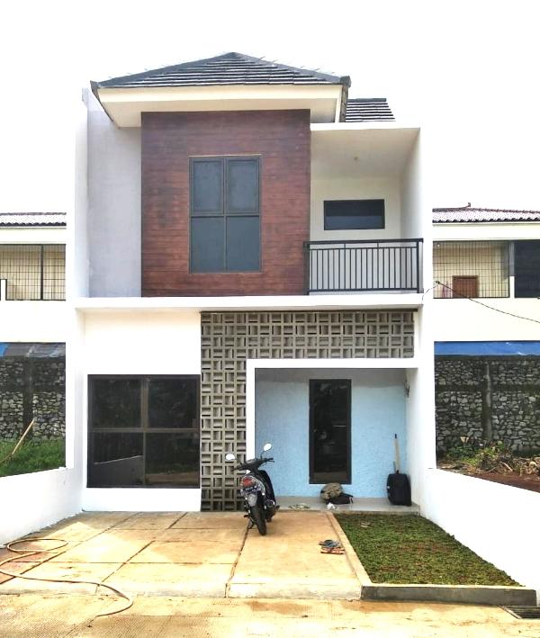 Dijual Rumah Townhouse ekslusif dan Strategis di Ciputat,Tangerang Selatan