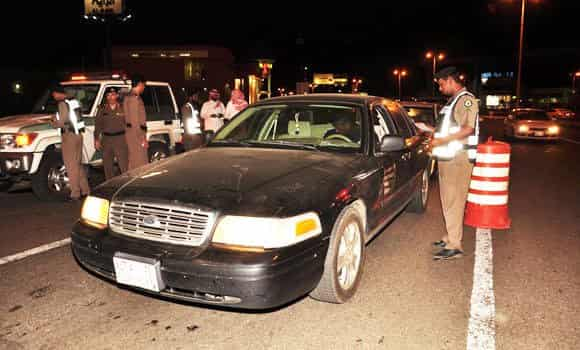 NEW LIST OF TRAFFIC VIOLATIONS IN SAUDI ARABIA