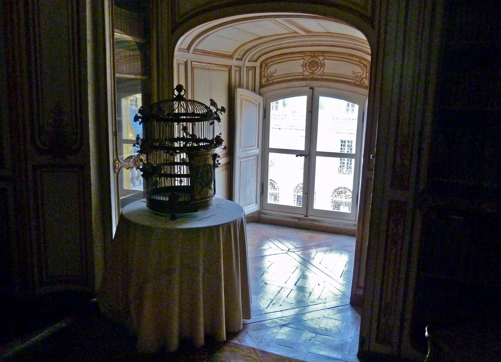 Rooms: One Of Mme Du Barry's Rooms
