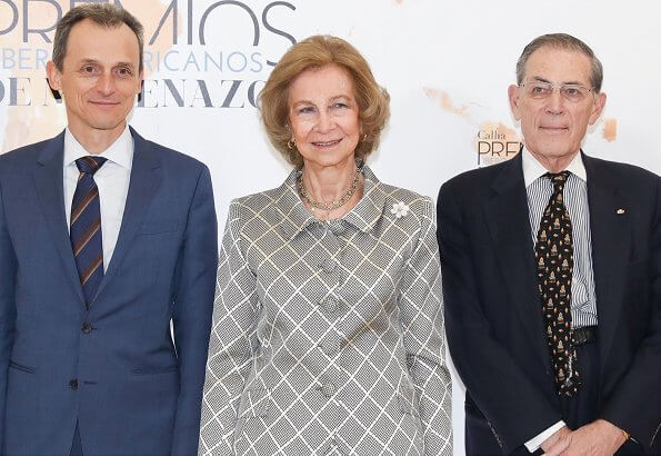 Esther Koplowitz and Phillippe de Montebello were deemed worthy of the Ibero-American Patronage Awards