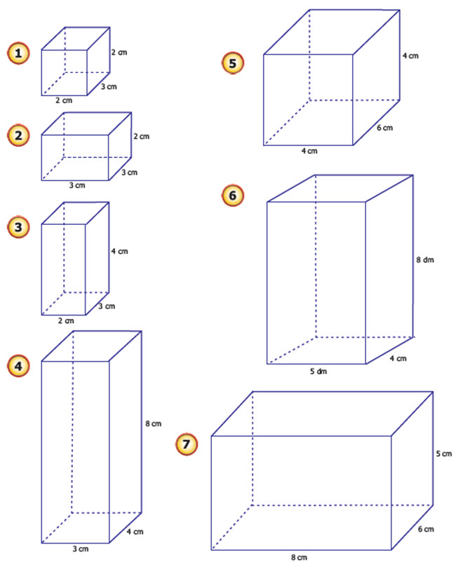 Ukuran Balok : ukuran, balok, Mencari, Volume, Balok, Diketahui, Ukuran, Tertentu