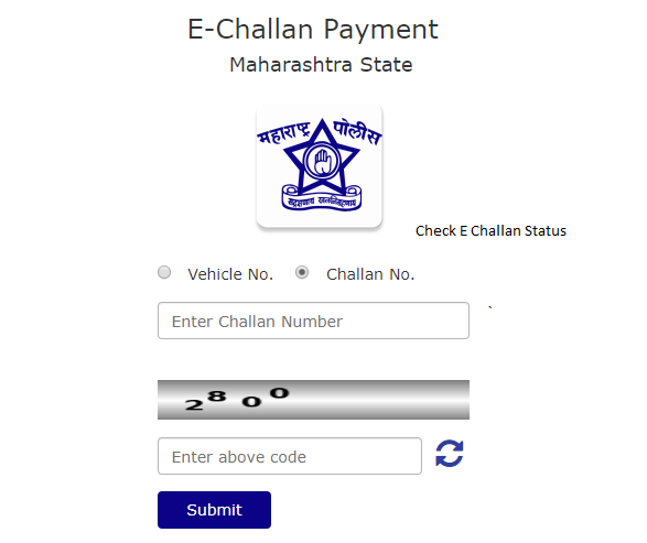 How to Check e Challan Mumbai Online
