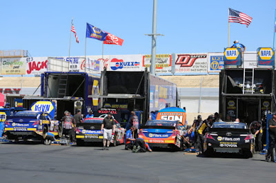 K&N West Heads To Kern For Special Thursday Event #NASCAR