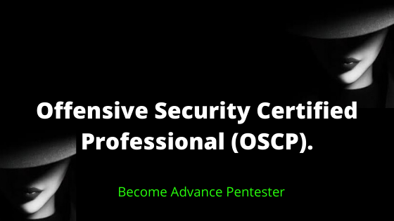 oscp certification syllabus