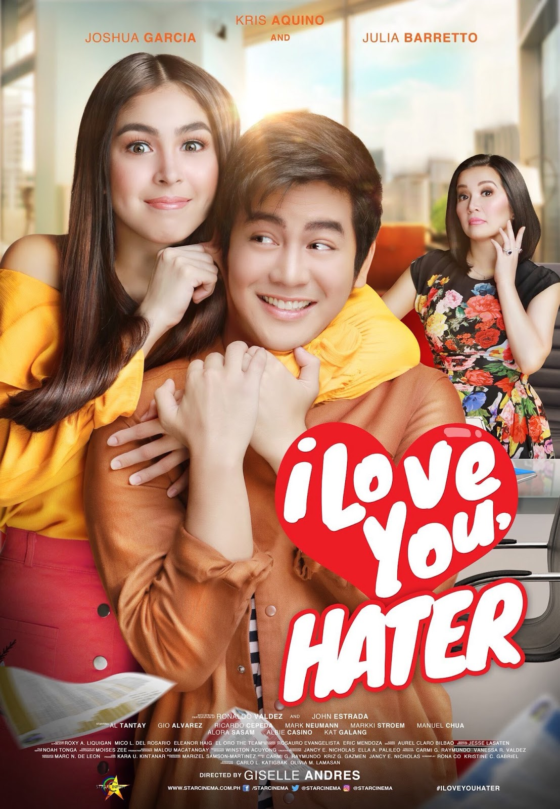 Love You Hater Full Movie