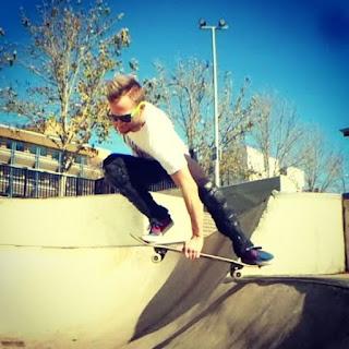 Mark Jansen Skateboarding Adelaide City Sk8