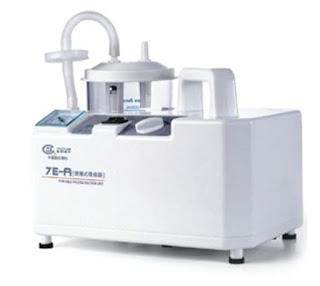 Ishnee 7E-A Portable Phlegm Suction